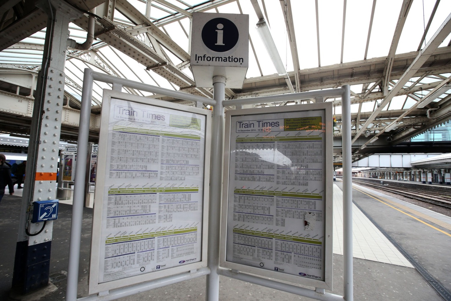 NEW TRAIN TIMETABLE WILL ADD 1,000 WEEKLY SERVICES