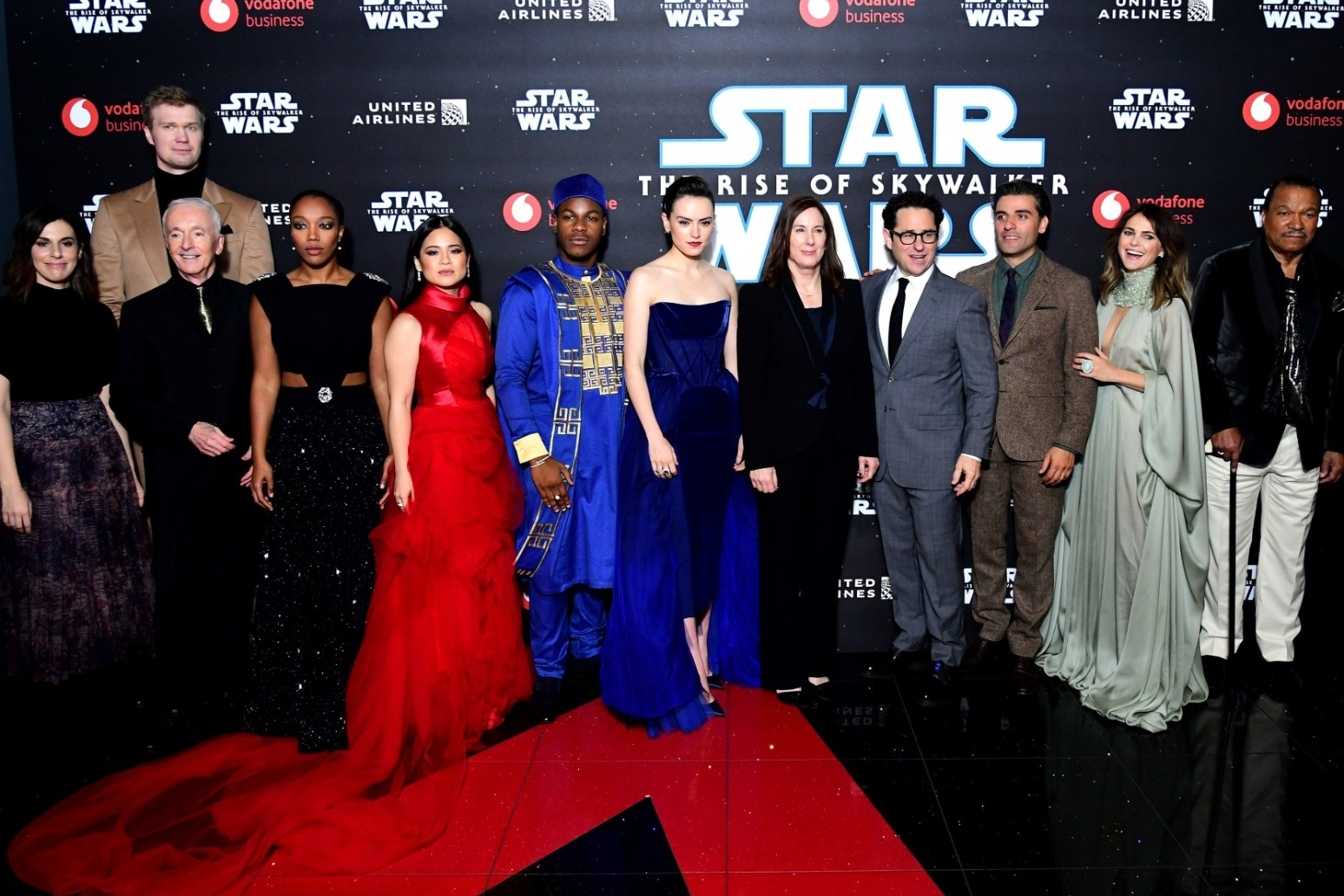 LATEST STAR WARS FILM CONTINUES STRONG START AT THE BOX OFFICE