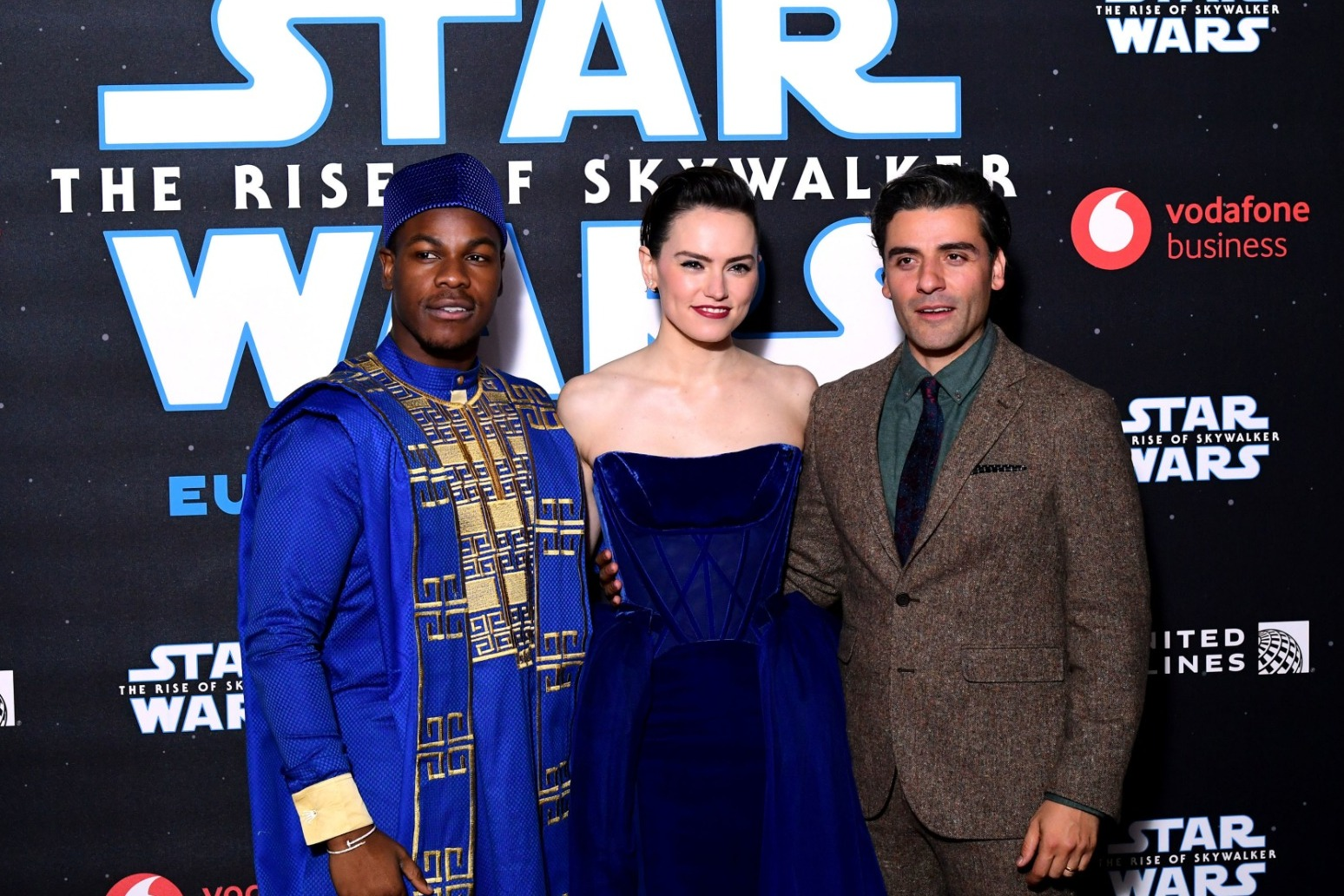 STAR WARS PREMIERE TAKES PLACE IN LONDON