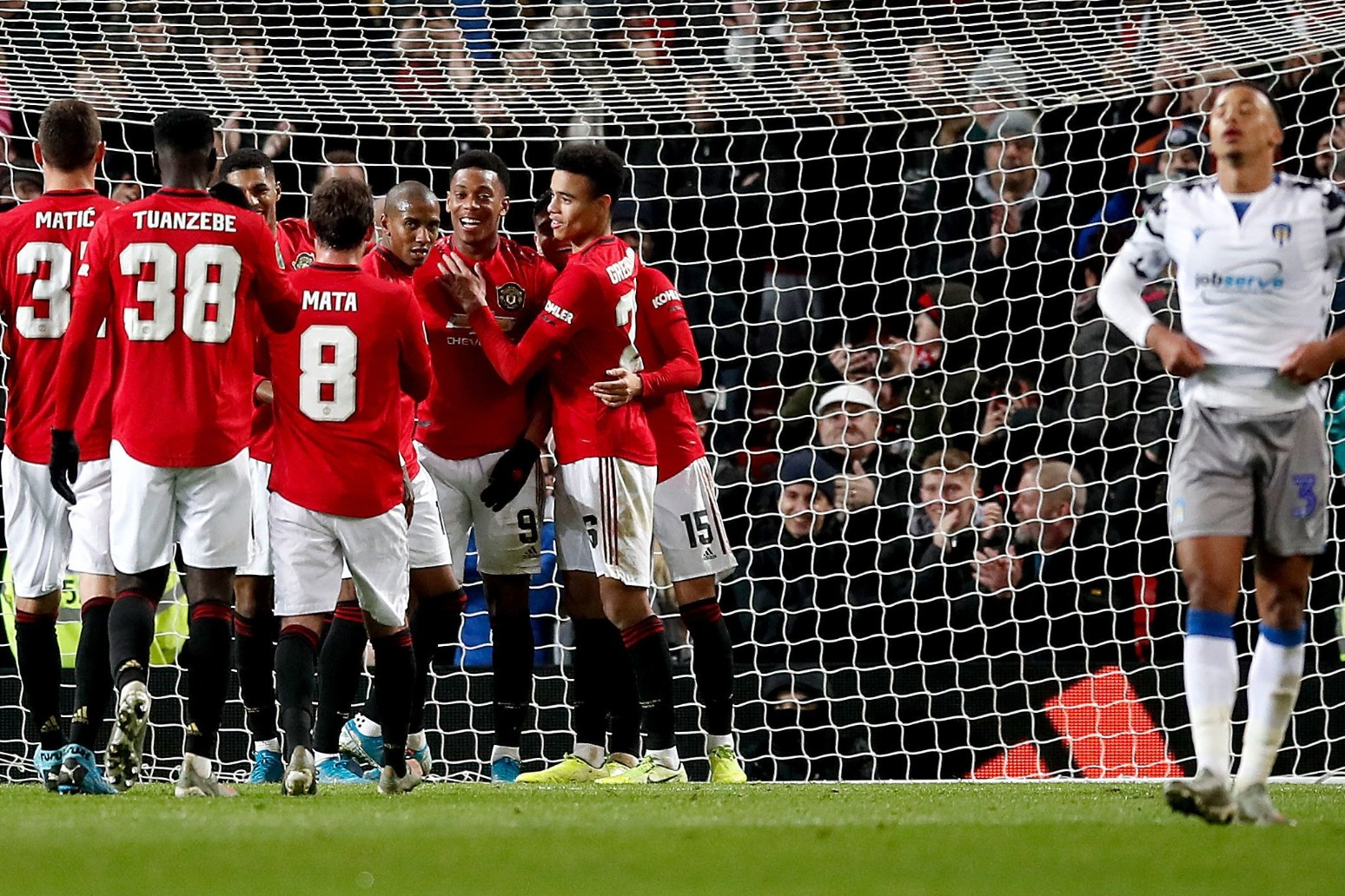 SOLSKJAER SAYS UNITED NEED TO IMPROVE AGAINST CITY