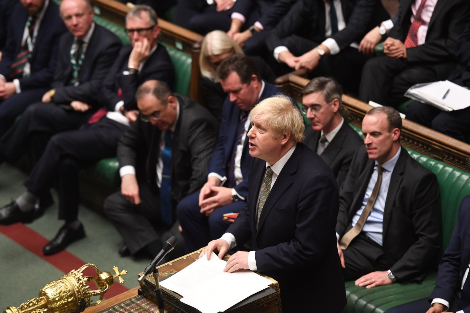 MPS TO VOTE ON GOVERNMENT\'S BREXIT BILL