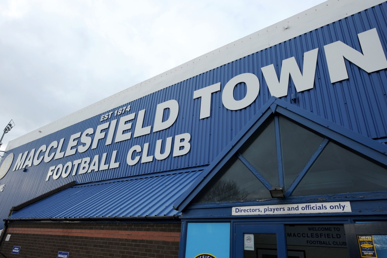 MACCLESFIELD DEDUCTED SIX POINTS