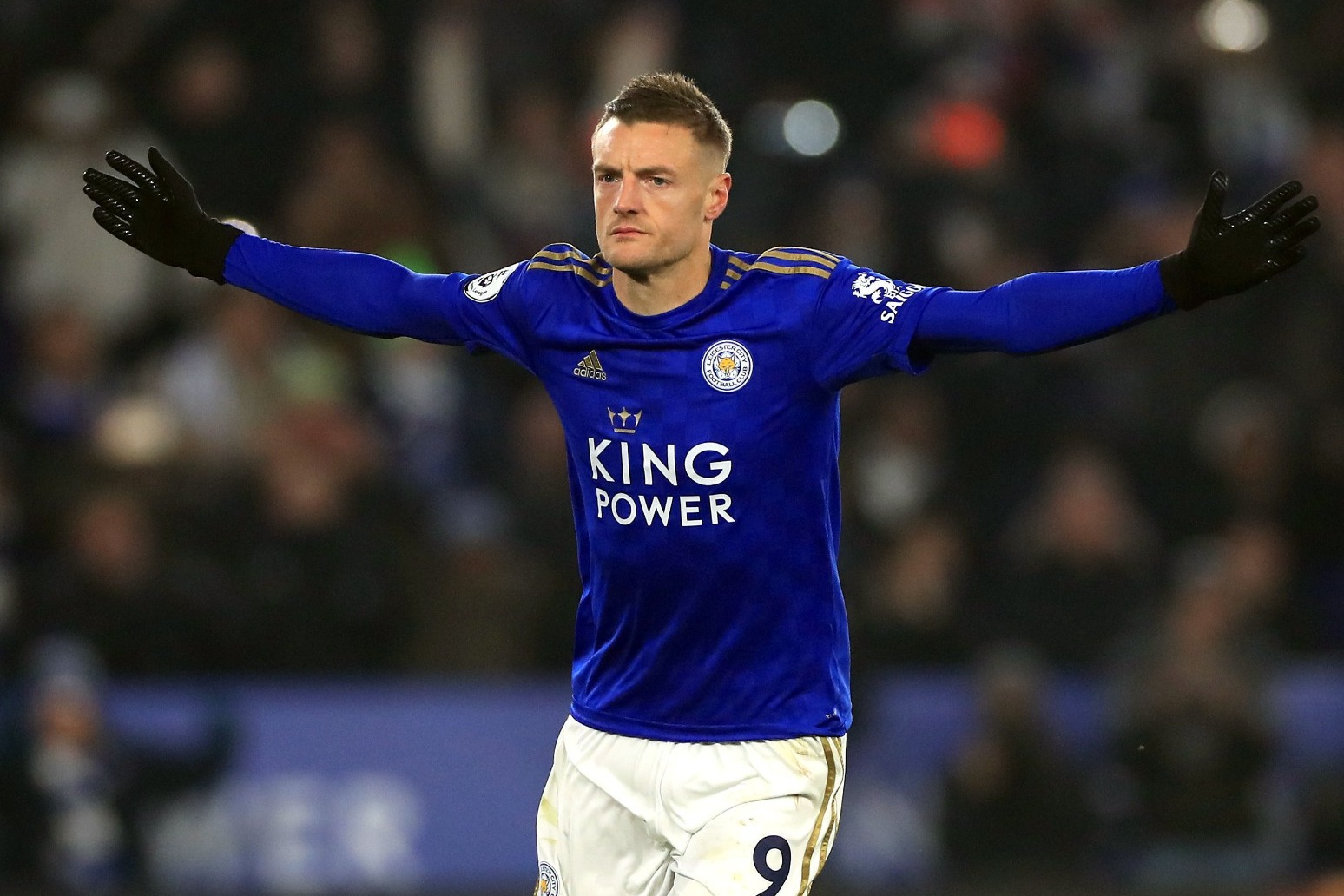 JAMIE VARDY \'OVER THE MOON\' AS REBEKAH GIVES BIRTH TO NEW MEMBER OF TEAM