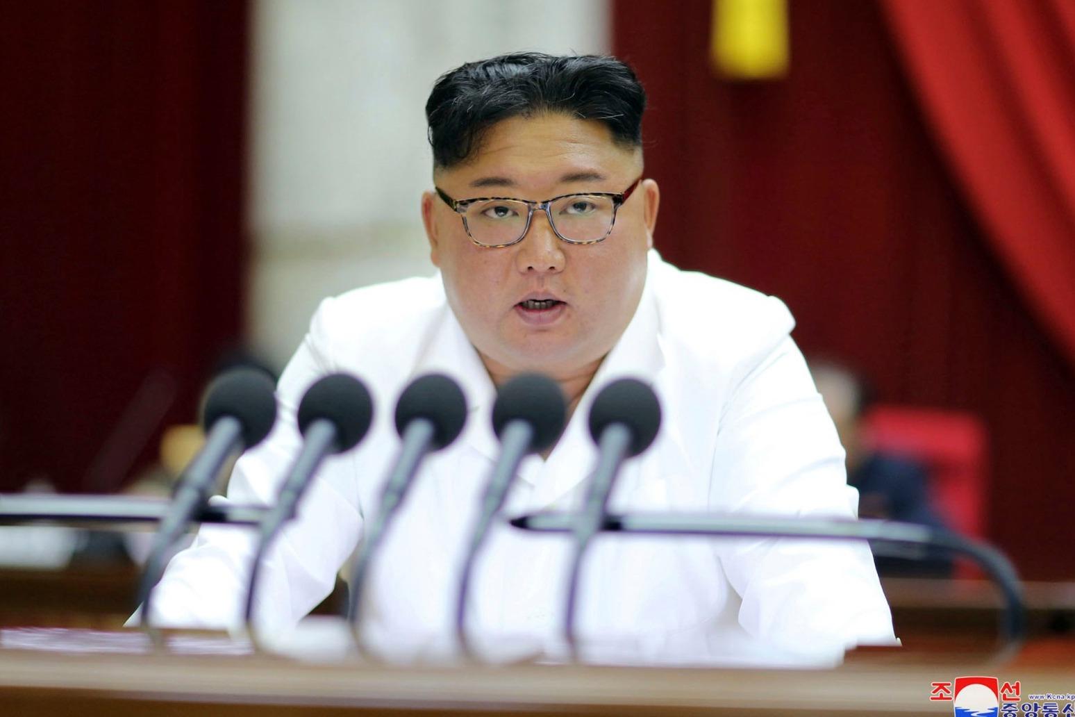 KIM JONG UN CALLS FOR \'OFFENSIVE MEASURES\' AHEAD OF DEADLINE