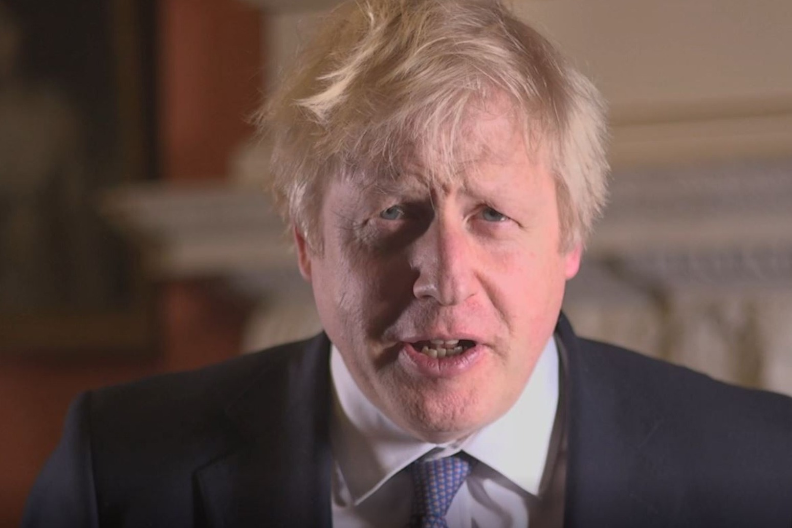 JOHNSON HAILS A DECADE OF \'PROSPERITY AND OPPORTUNITY\' AFTER BREXIT