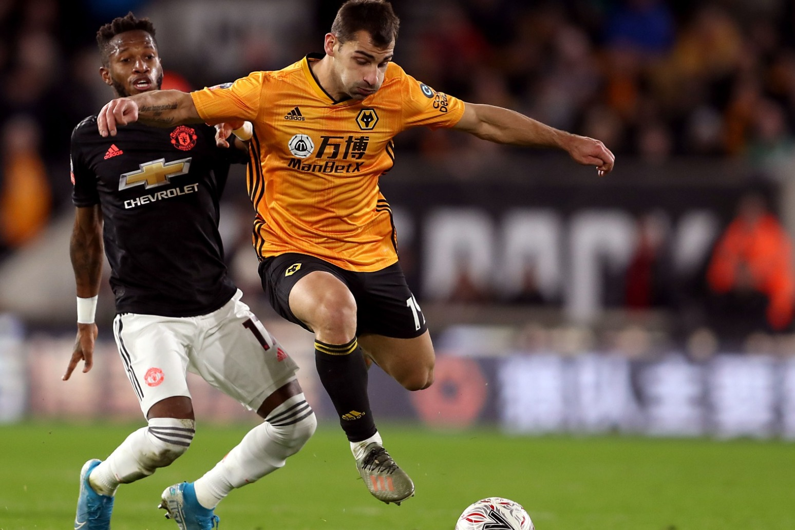 MANCHESTER UNITED FIRE BLANKS AGAIN IN GOALLESS FA CUP STALEMATE AT WOLVES