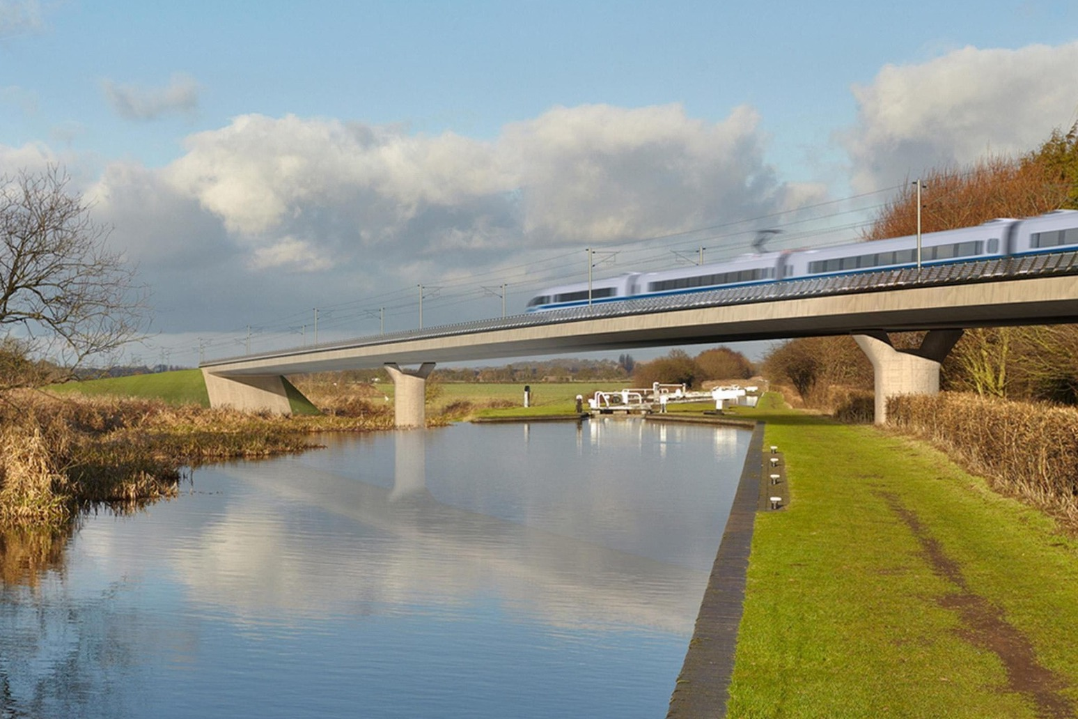PARLIAMENT \'MISLED\' OVER HS2 - REVIEW PANEL DEPUTY CHAIRMAN