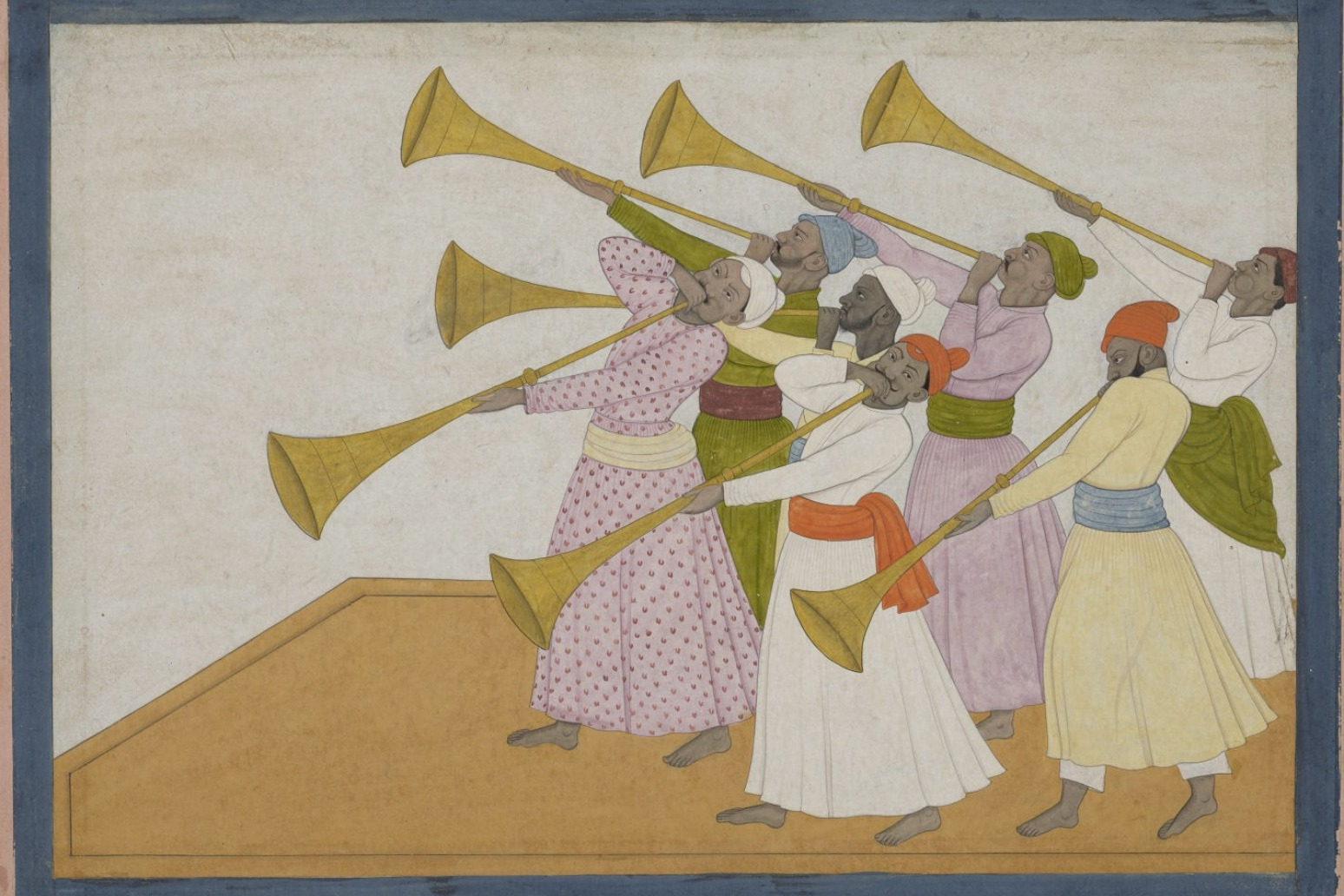 BRITISH MUSEUM SNAPS UP \'MASTERPIECE\' BY INDIAN PAINTER
