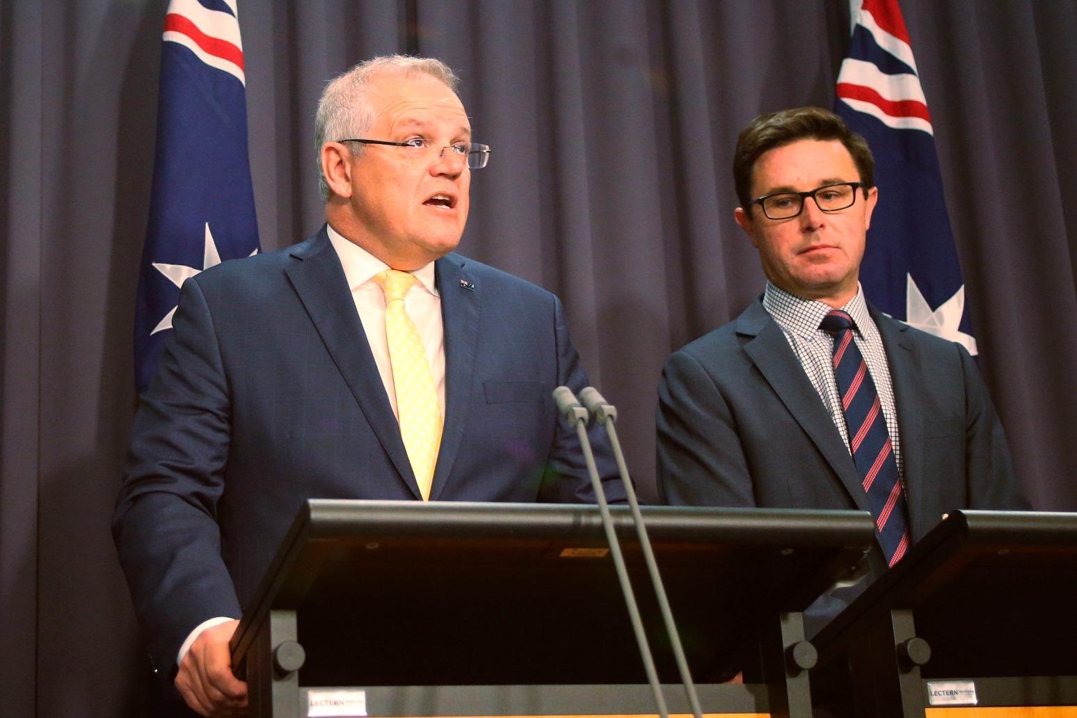 AUSTRALIANS BRACE FOR ESCALATING FIRE DANGER IN SOUTH-EAST