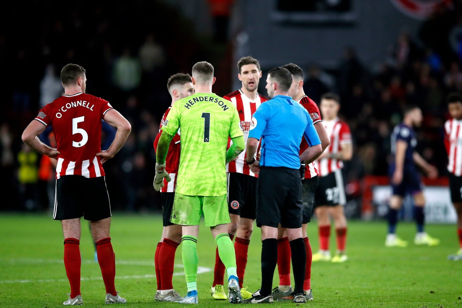 Moyes left to reflect on late VAR call after defeat at Sheffield United