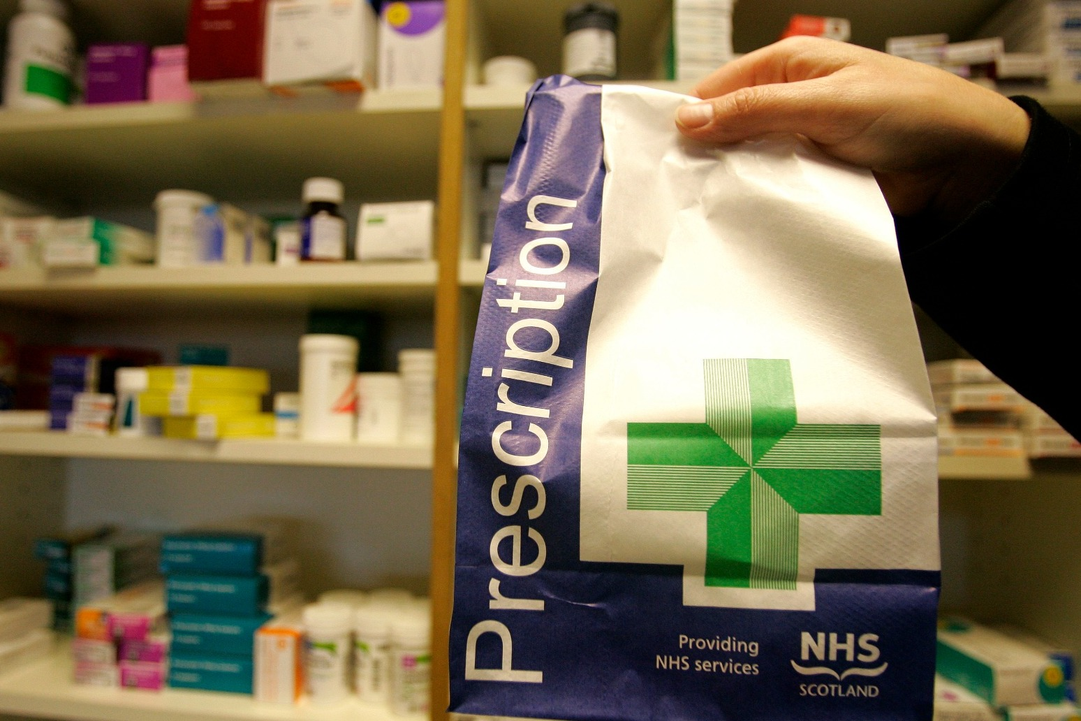 More patients being referred to pharmacies