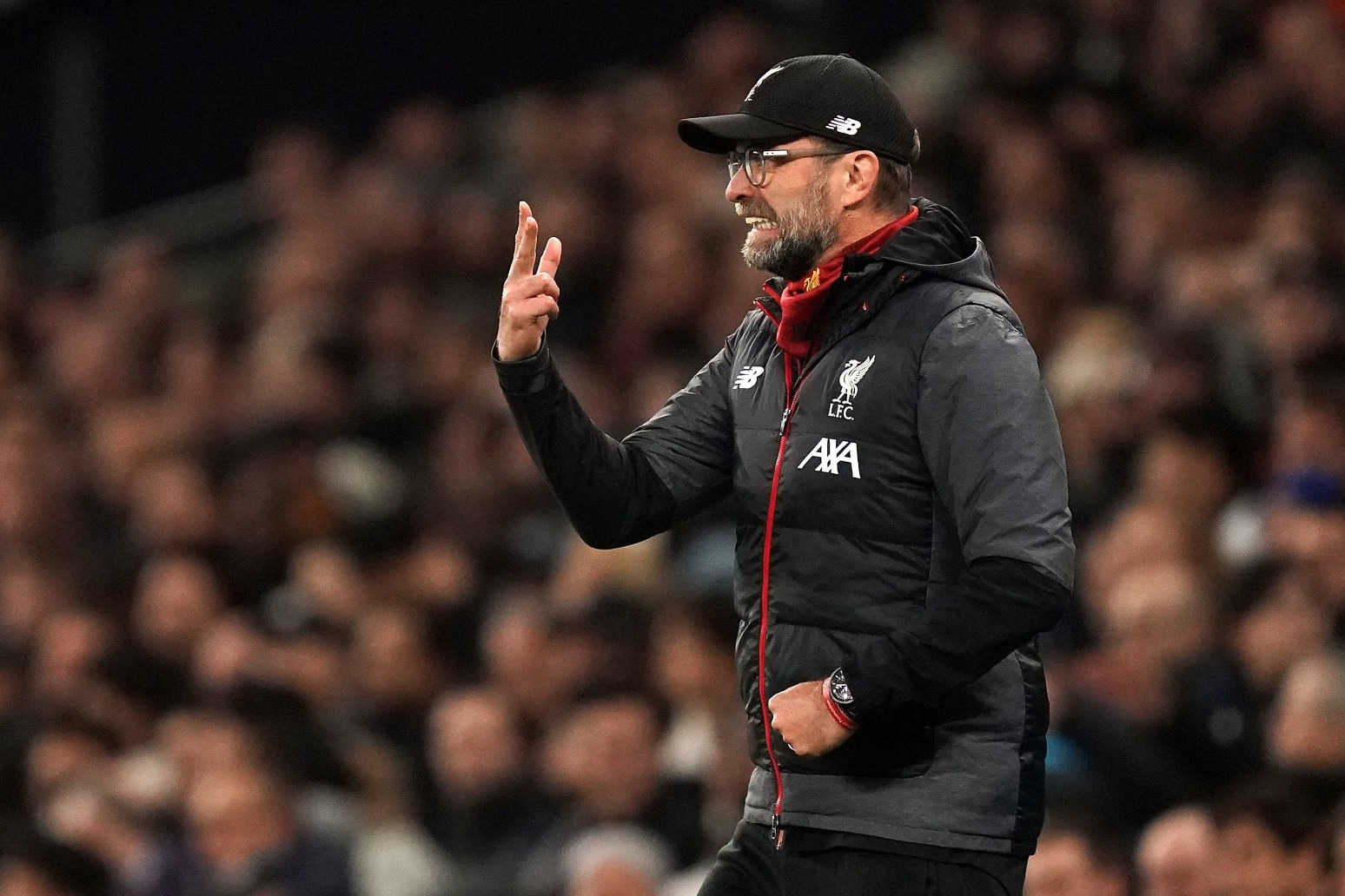 Liverpool continue march towards Premier League title