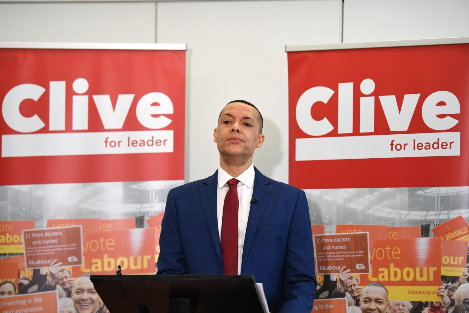 Lewis withdraws from Labour race