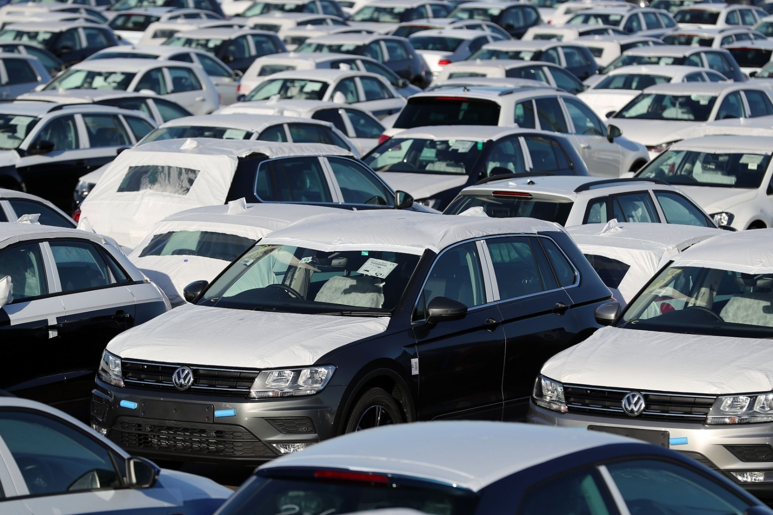 Fewer new cars sold in January