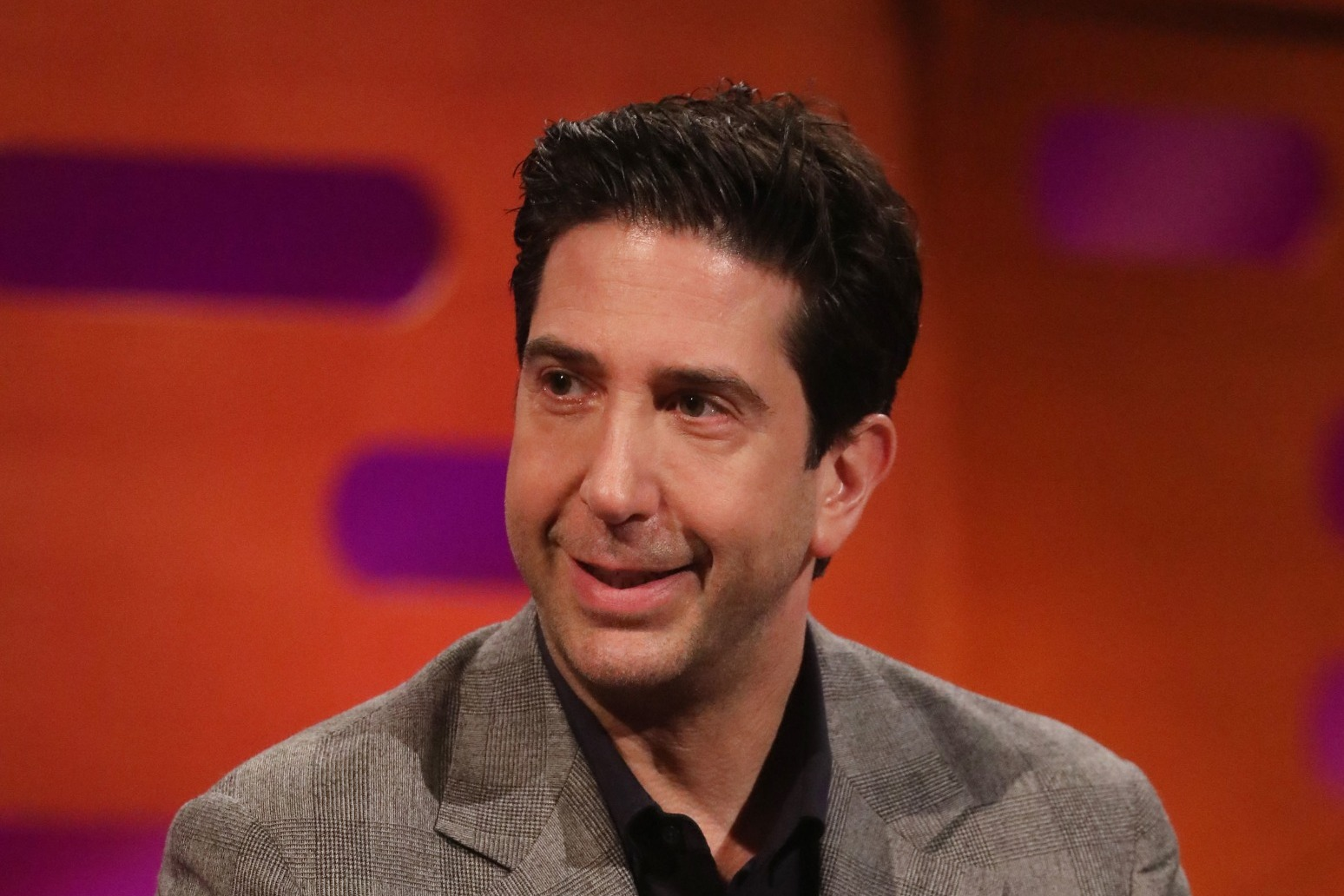 David Schwimmer: I just love the great British Bake Off