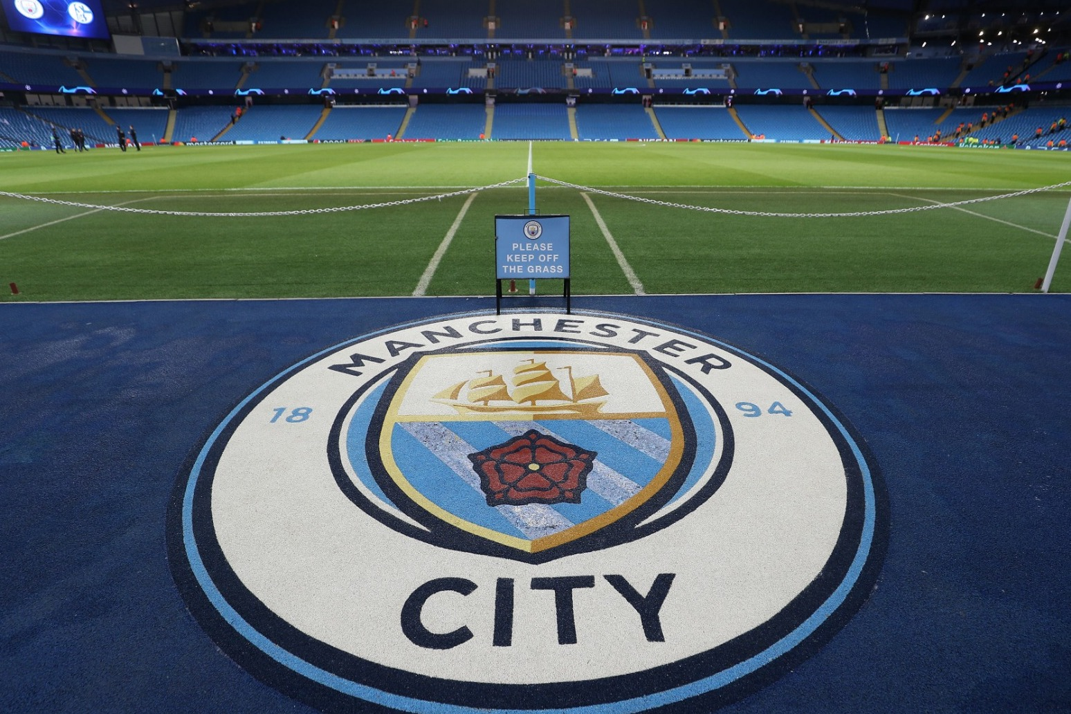 Manchester City handed two-year Champions League ban