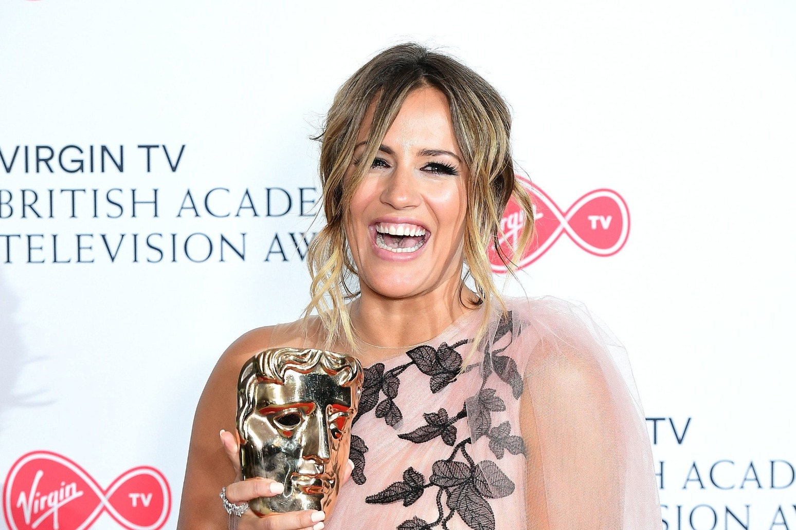 Caroline Flack: TV star found dead at the age of 40