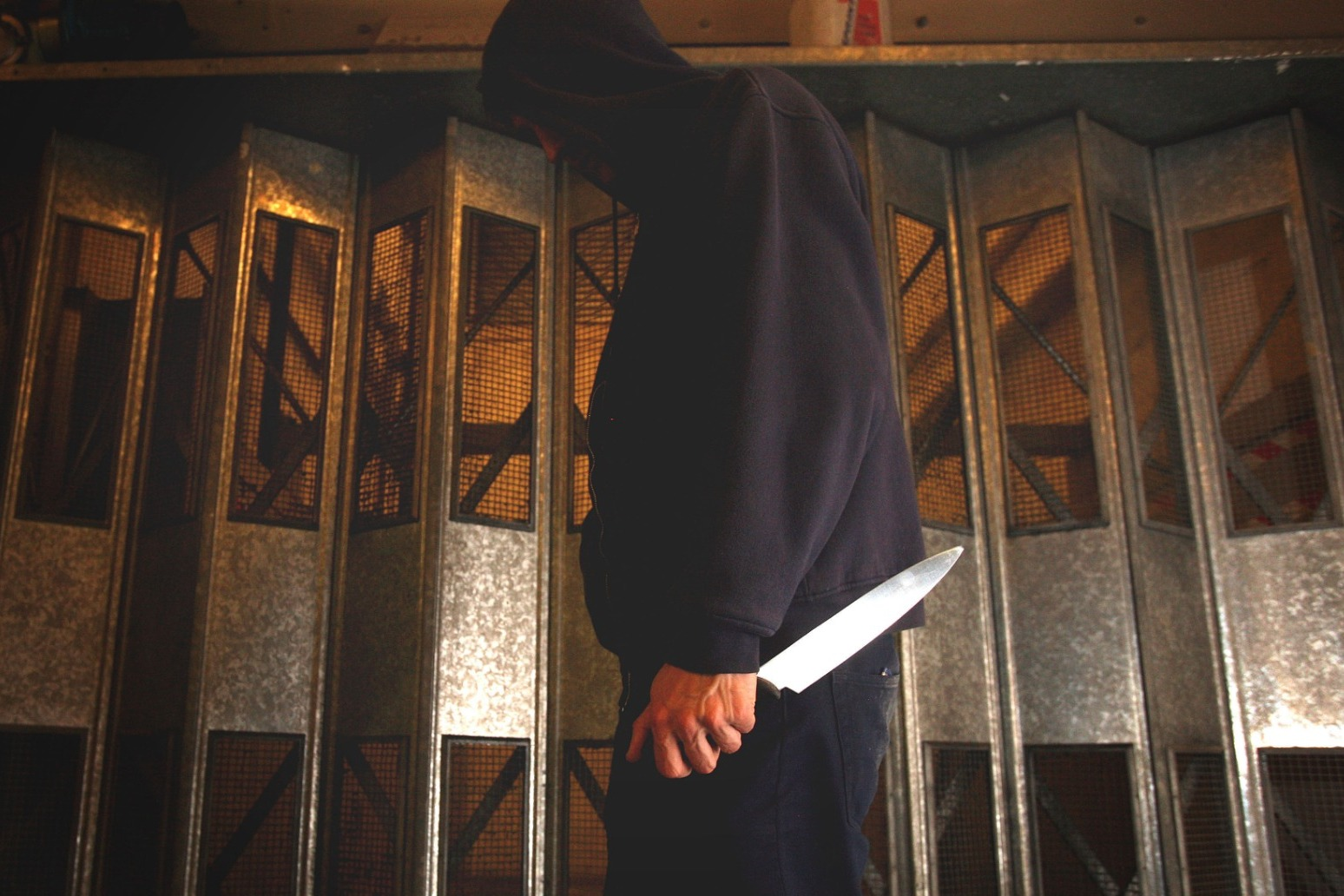 Stop and search could save girls from being groomed, says ex-gang member