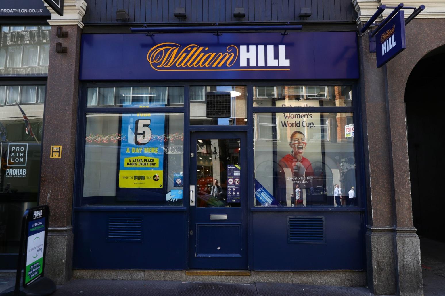 William Hill profits beat forecasts despite 700 store closures in 2019