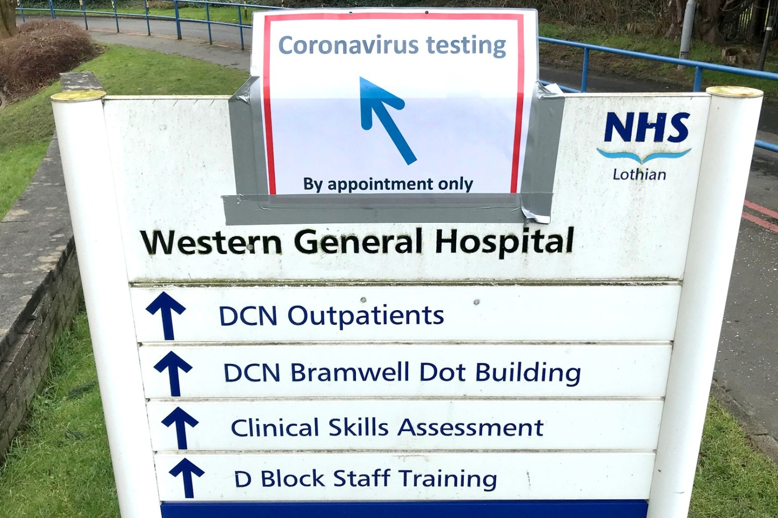 Scotland is preparing for a significant outbreak of coronavirus