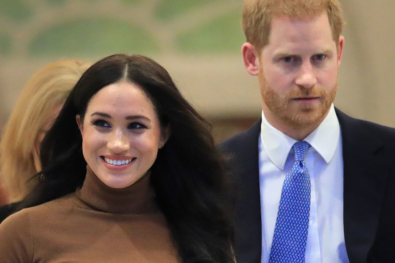 Harry and Meghan \'move to California\'
