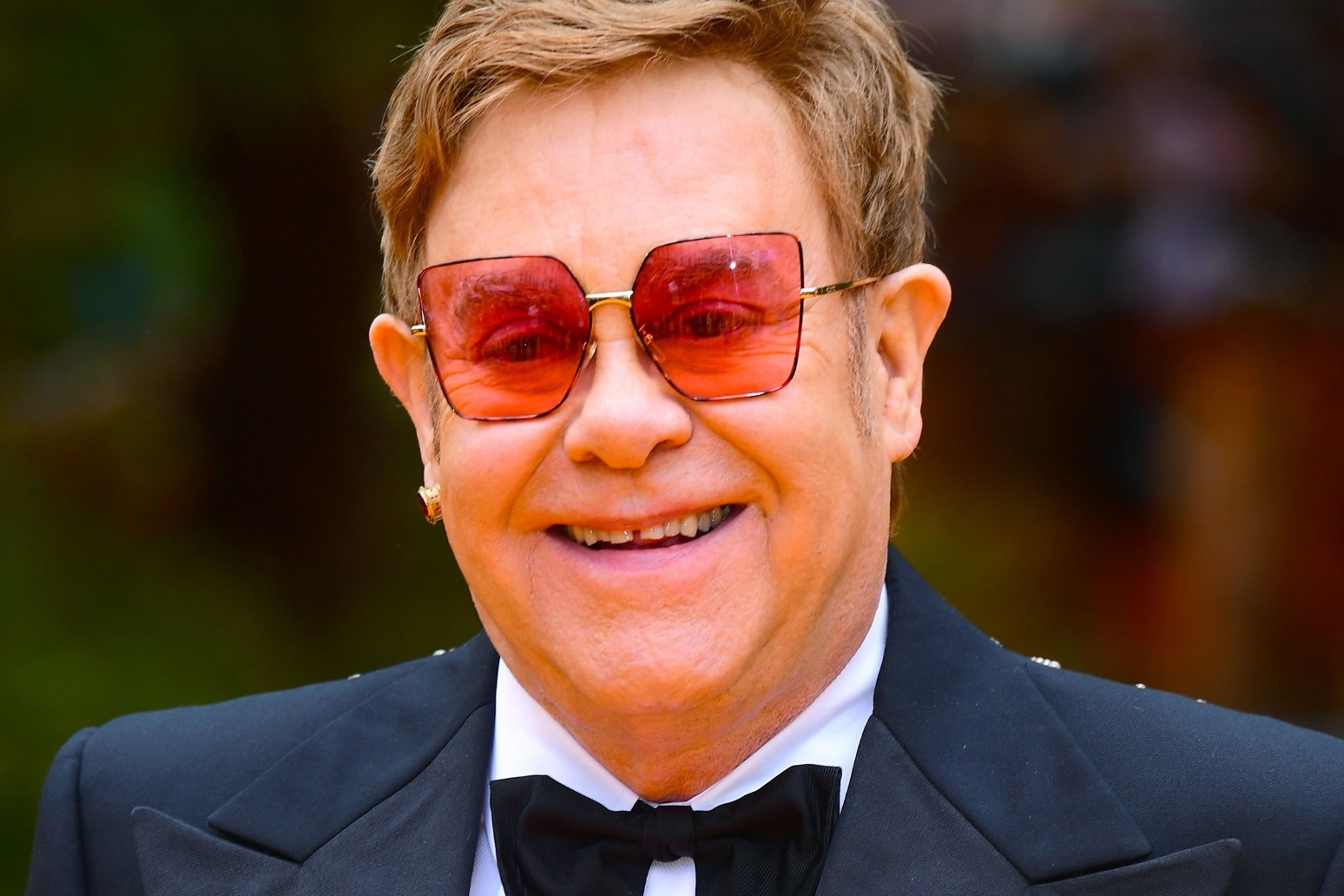 Sir Elton John urges support for independent record shops amid Covid-19 outbreak