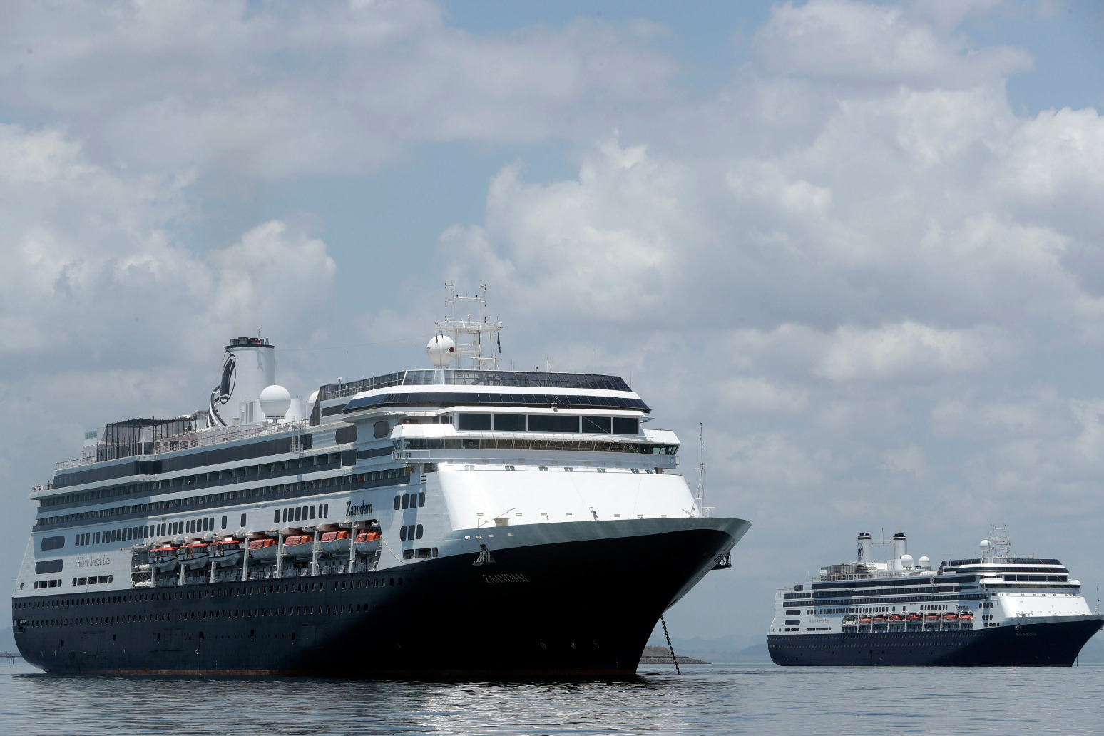 Four passengers have died on board a cruise shift off Panama