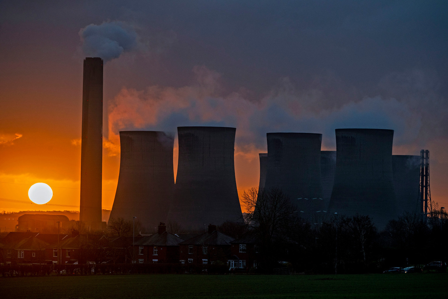 Coal-fired power station closes after nearly 50 years