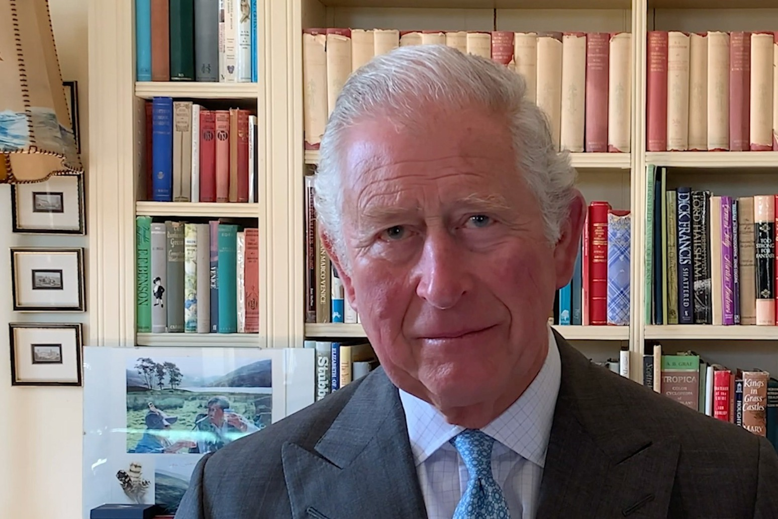 Charles warns Covid-19 could \'wreak utter havoc\' in vulnerable countries
