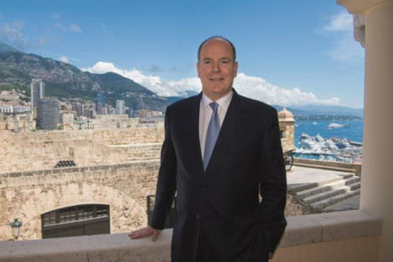 Prince Albert of Monaco slams Harry and Meghan's 'inappropriate' Oprah interview