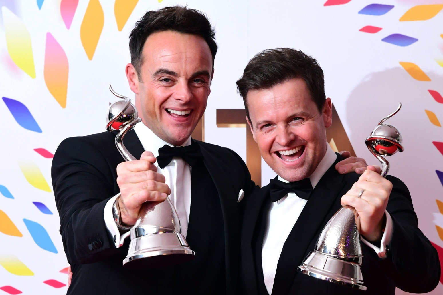 Ant and Dec set their sights on 20th NTA presenting award