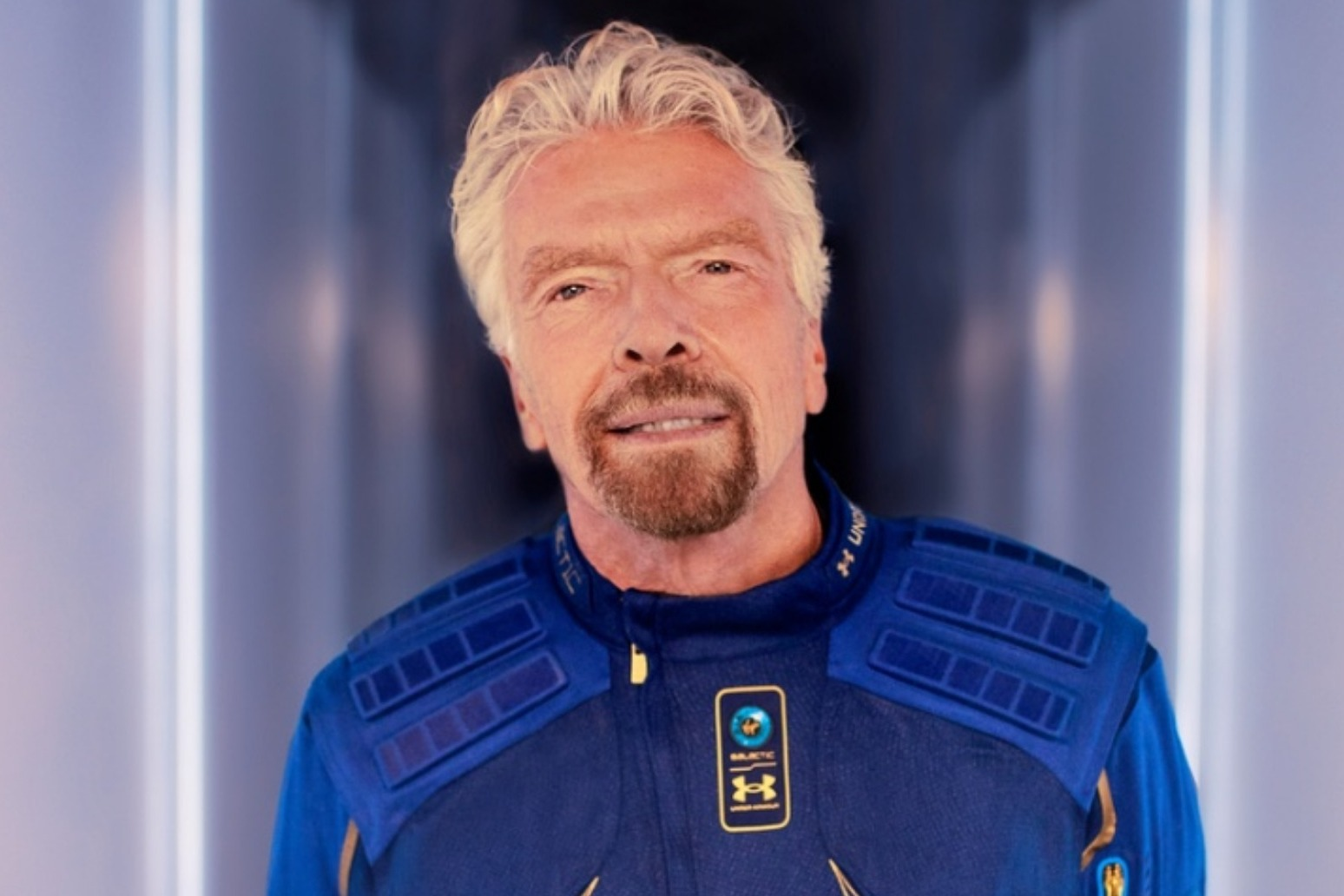 Sir Richard Branson set for first space flight with Virgin Galactic