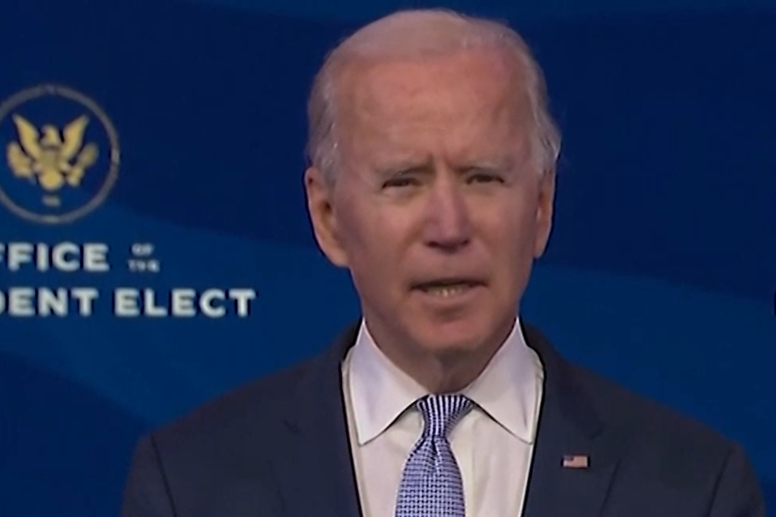 Congress validates Joe Biden's presidential victory