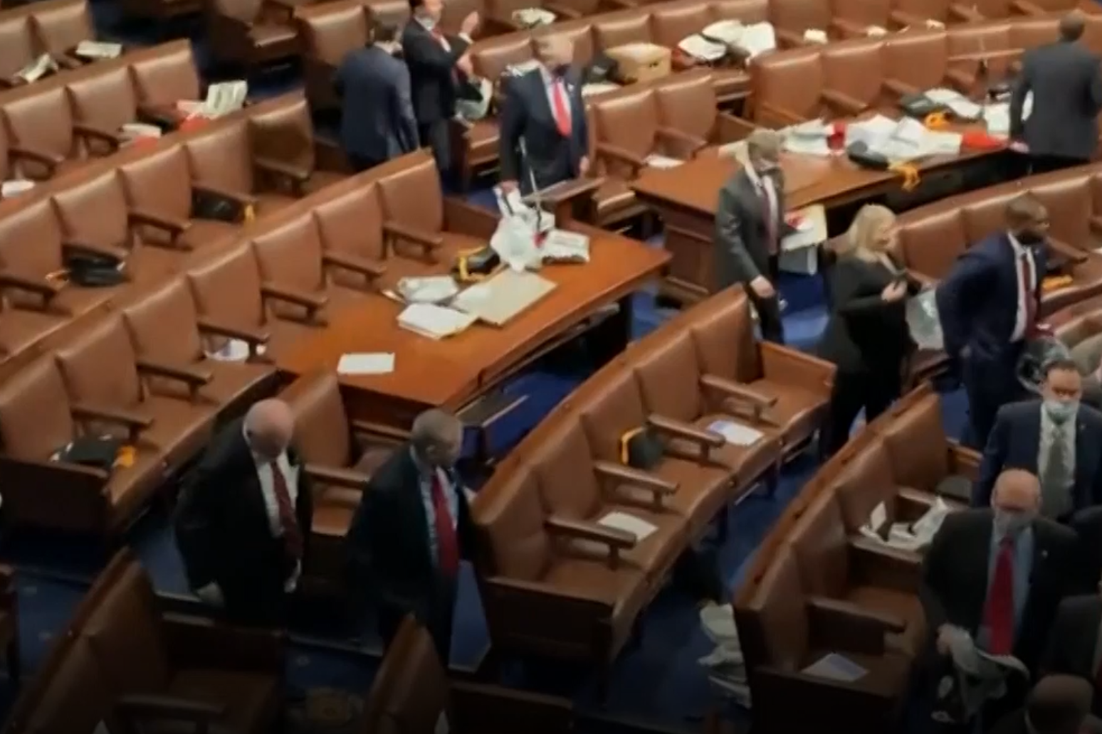 US Senate resumes debating GOP challenge to Joe Biden's election