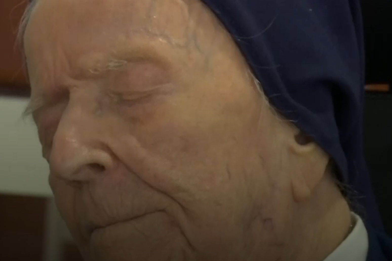 Second-oldest known living person in the world, 116, survives coronavirus