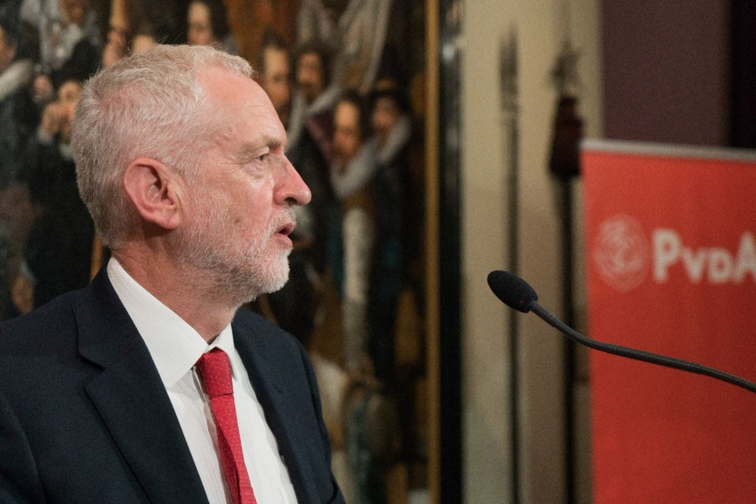 Corbyn says Antisemitism a real problem in his party