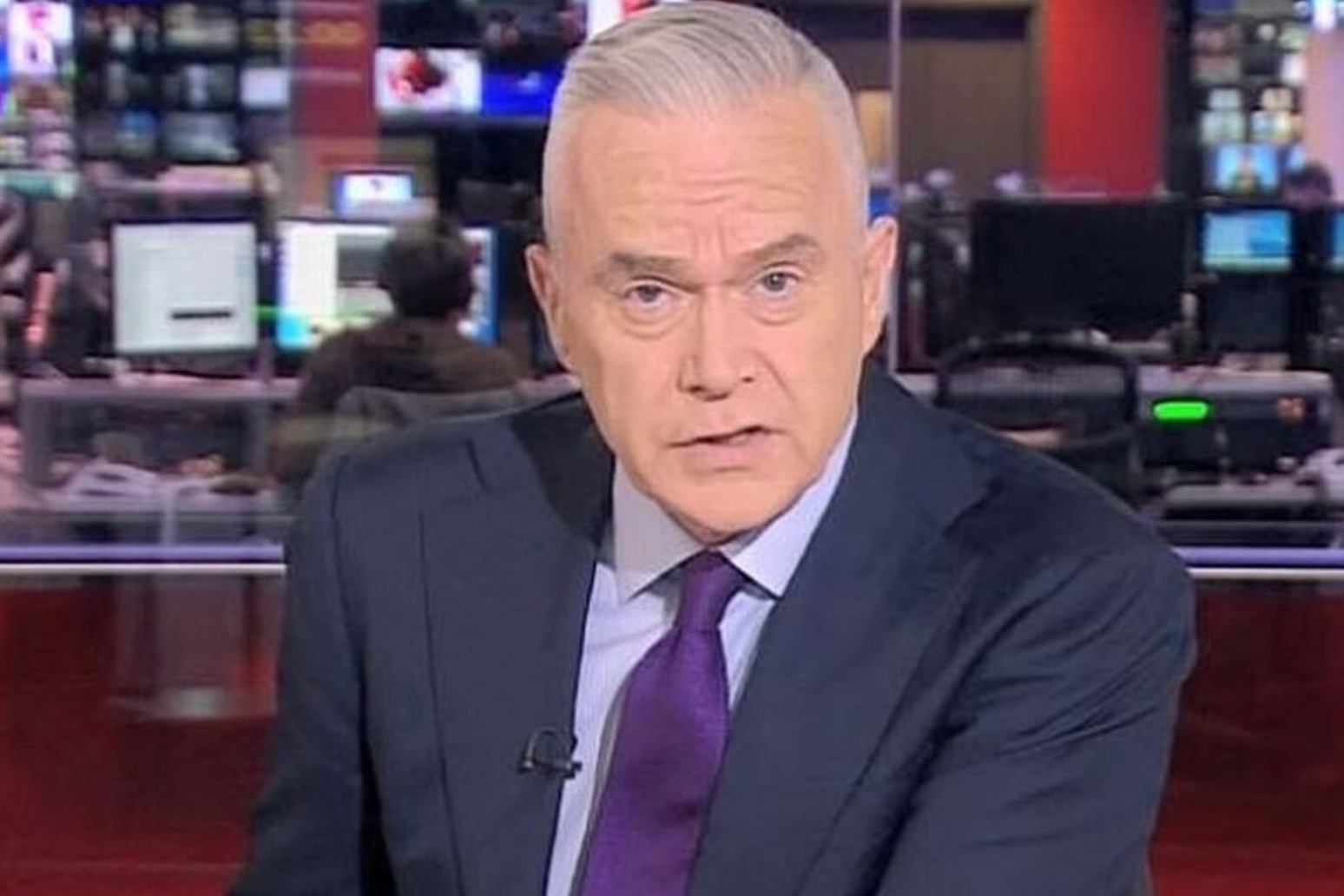 Huw Edwards considering future on News At Ten