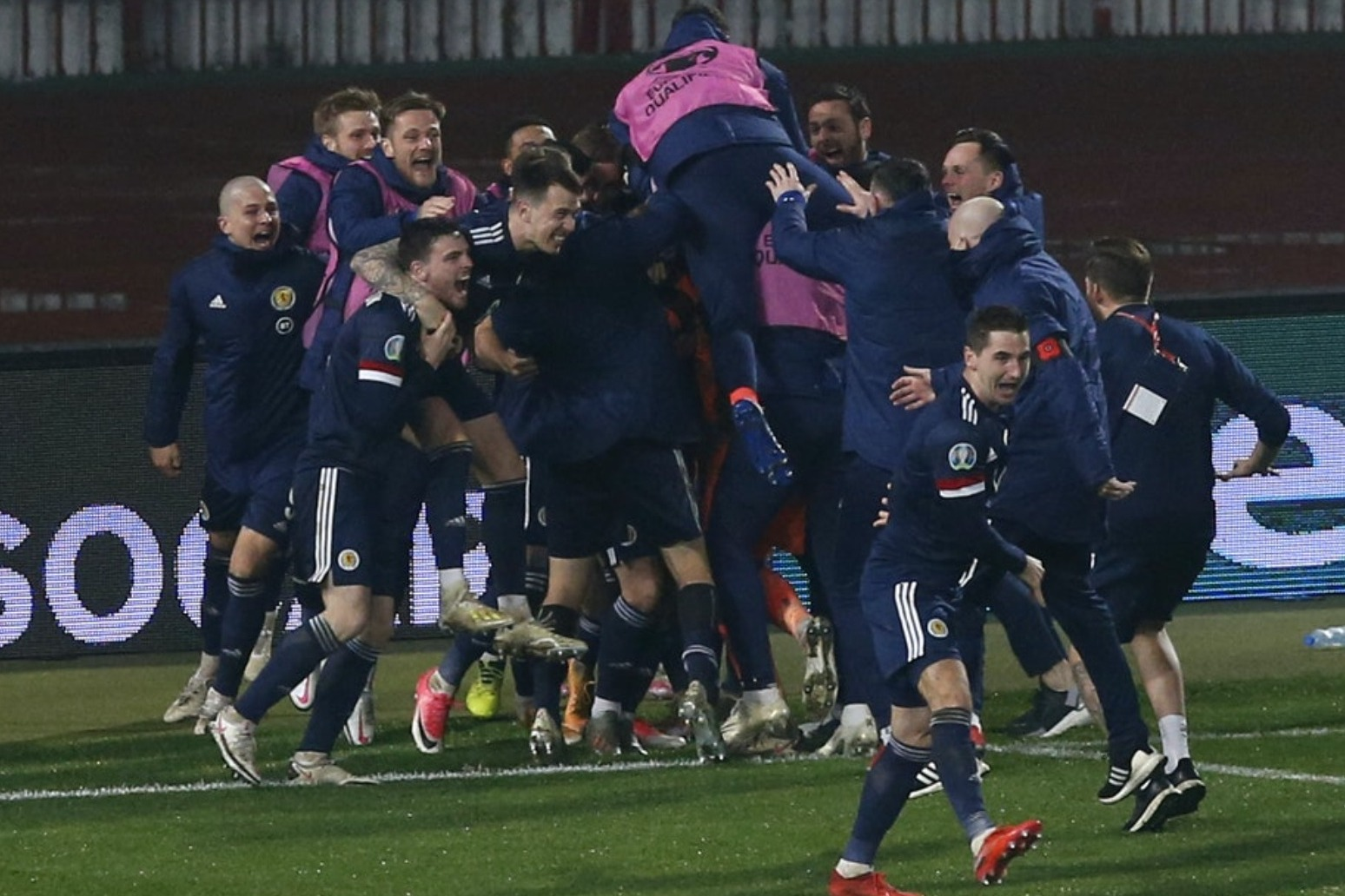 Scotland secure Euro 2020 place but Northern Ireland suffer heartbreak