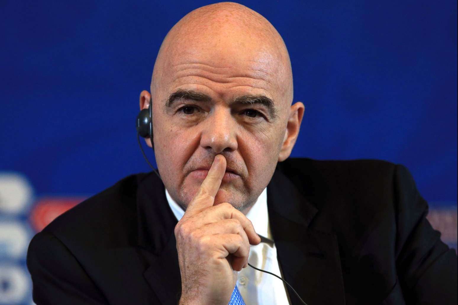 FIFA PRESIDENT INFANTINO CALLS FOR NEW EFFECTIVE WAYS TO ERADICATE RACISM