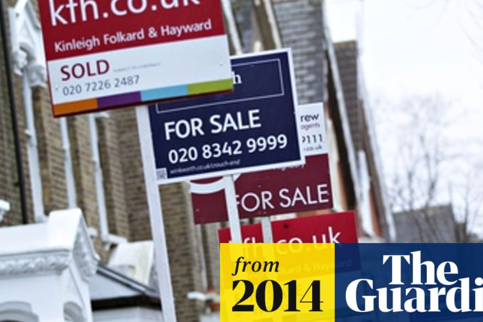 Blame stamp duty holiday for lost tax, not rising house prices