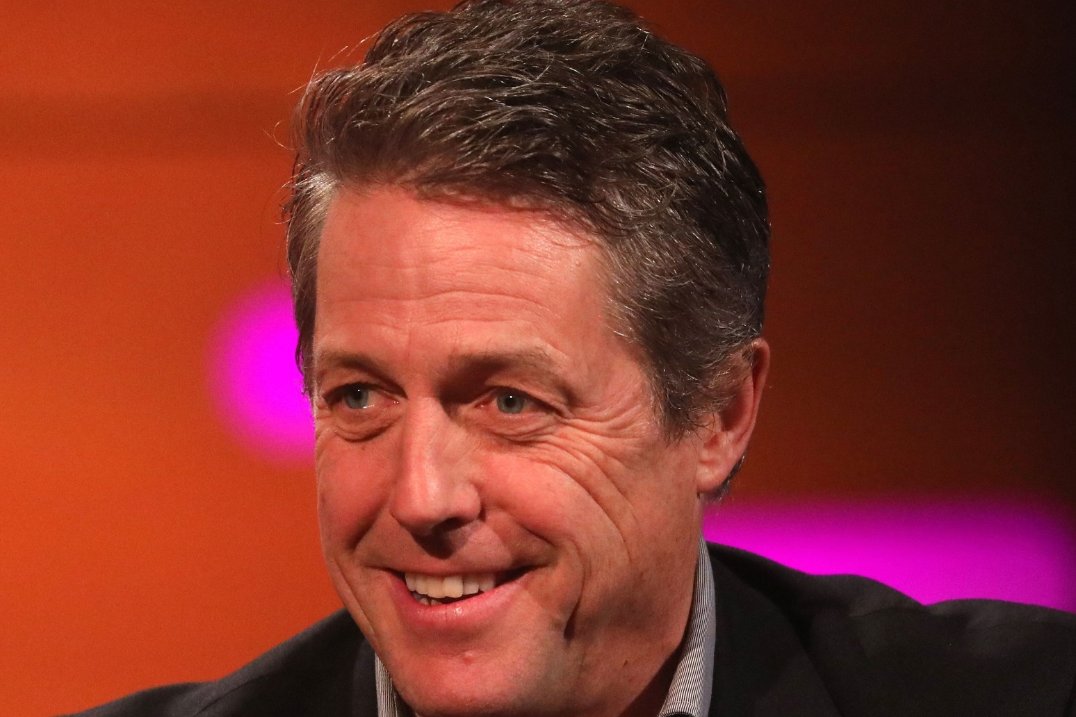 HUGH GRANT ON BENEFITS OF BEING \'TOO OLD AND UGLY\' FOR ROM-COMS