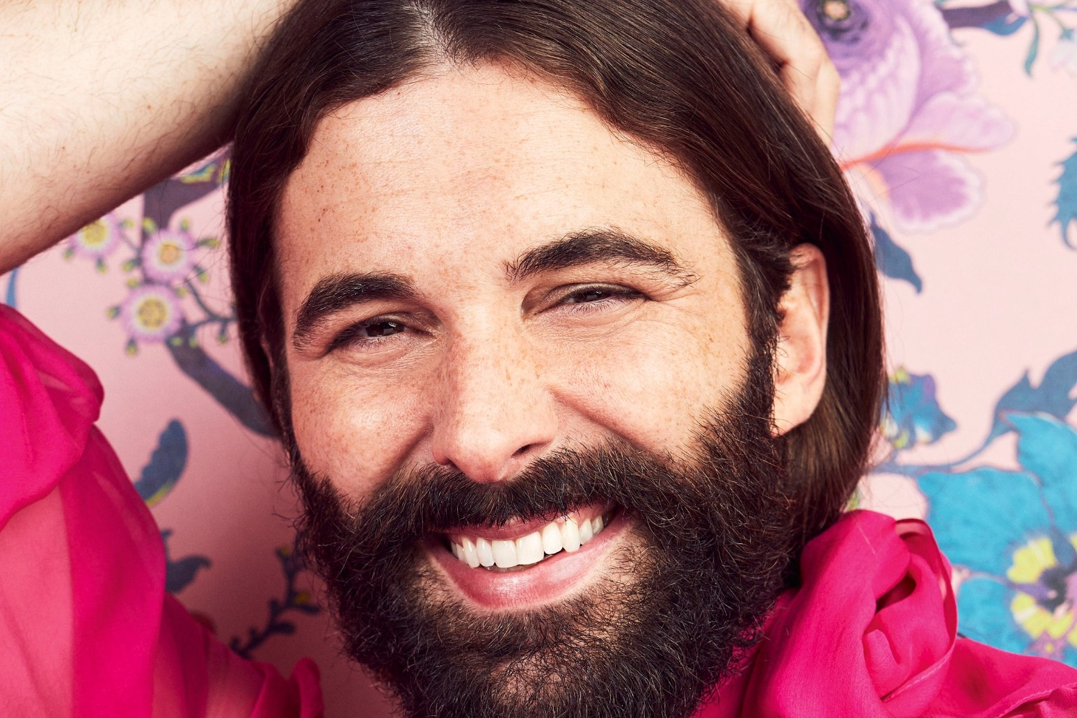 QUEER EYE STAR OPENS UP ABOUT LIVING WITH HIV