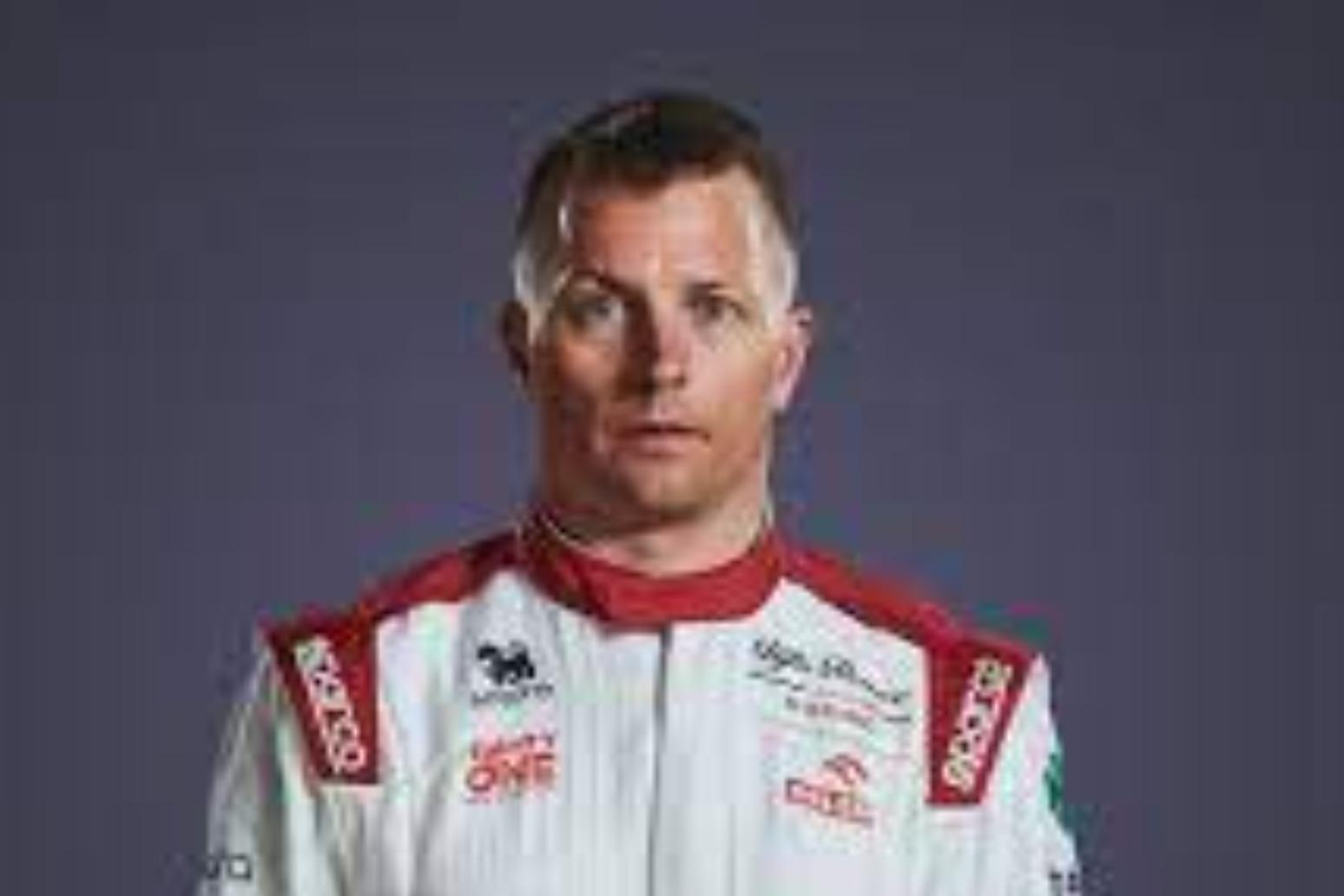 Kimi Raikkonen out of Dutch Grand Prix after positive Covid 19 test thumbnail