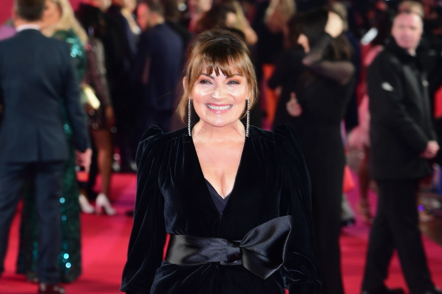 LORRAINE KELLY: THIS IS A TOXIC POLITICAL ATMOSPHERE FOR WOMEN