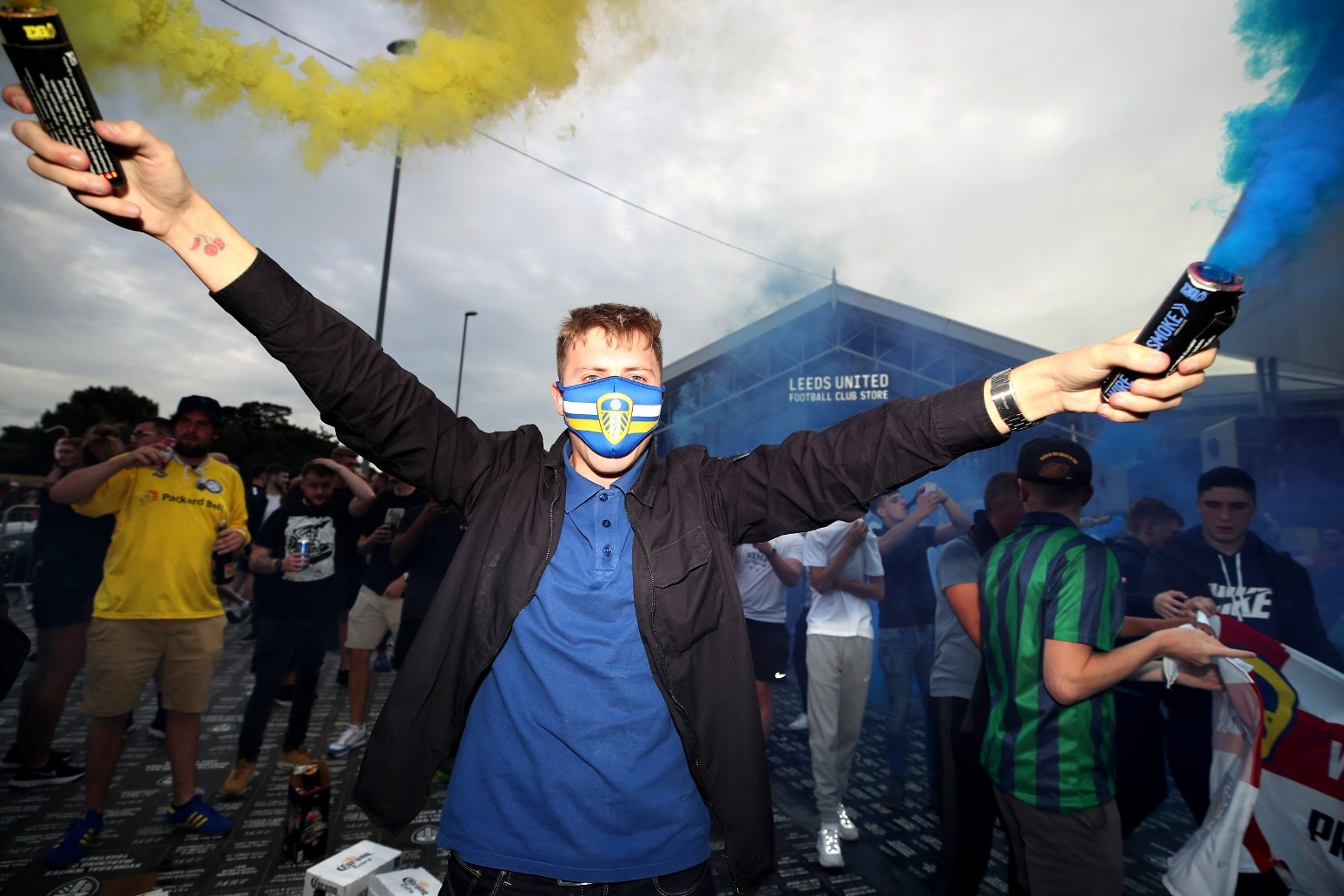 Leeds end 16-year wait to return to the Premier League