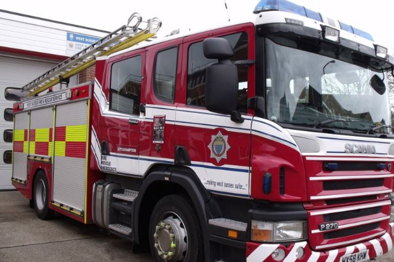 Police launch murder investigation after three children die in a house fire