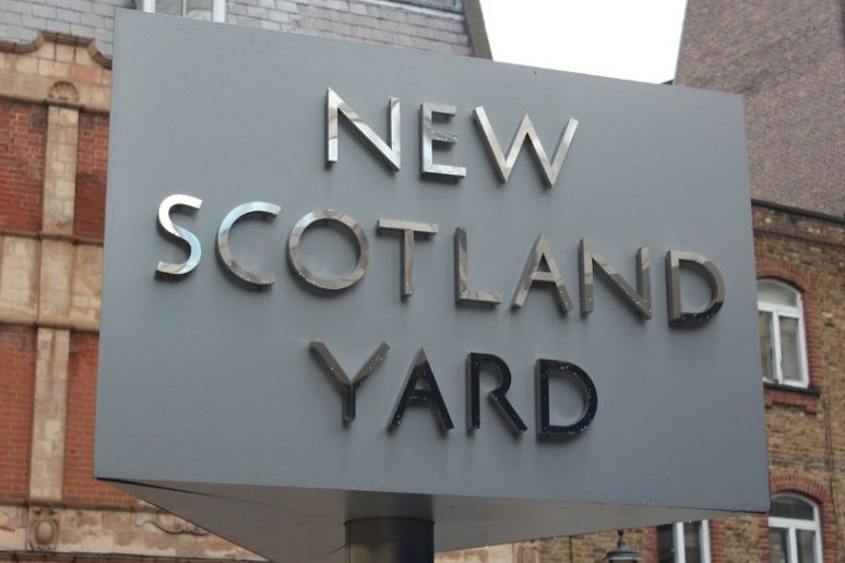 TWO QUESTIONED OVER DEATH OF LONDON WOMAN