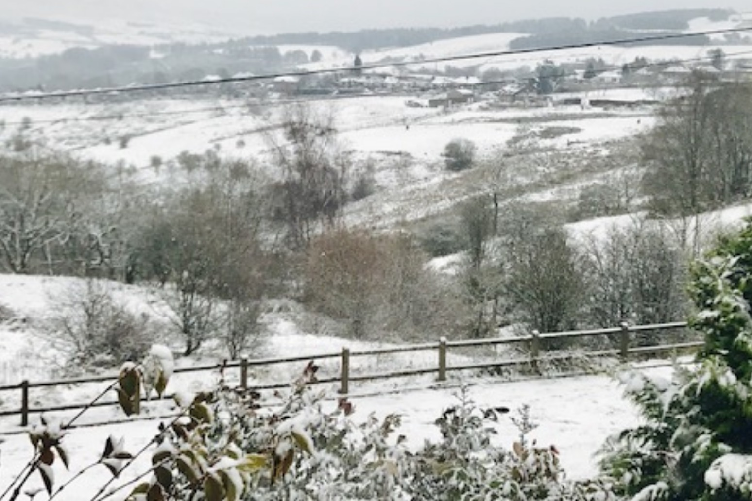 Coldest night of the winter so far in the UK with more snow to come