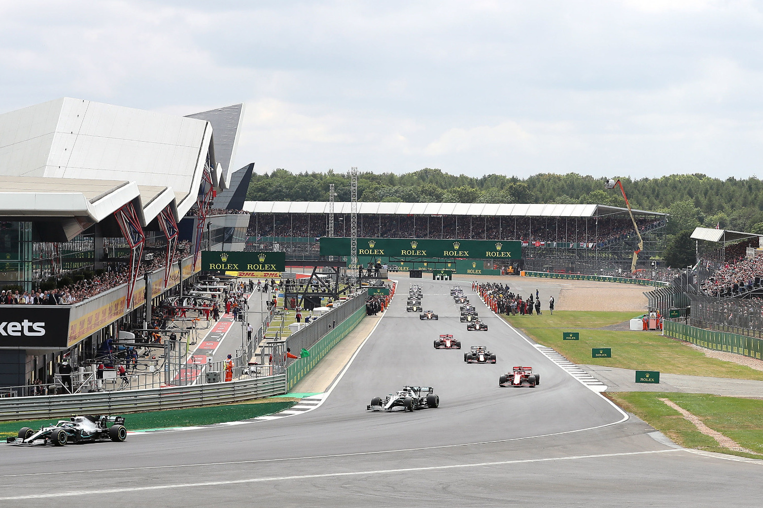 The boss of Silverstone hoping F1 can find a way to navigate quarantine situation