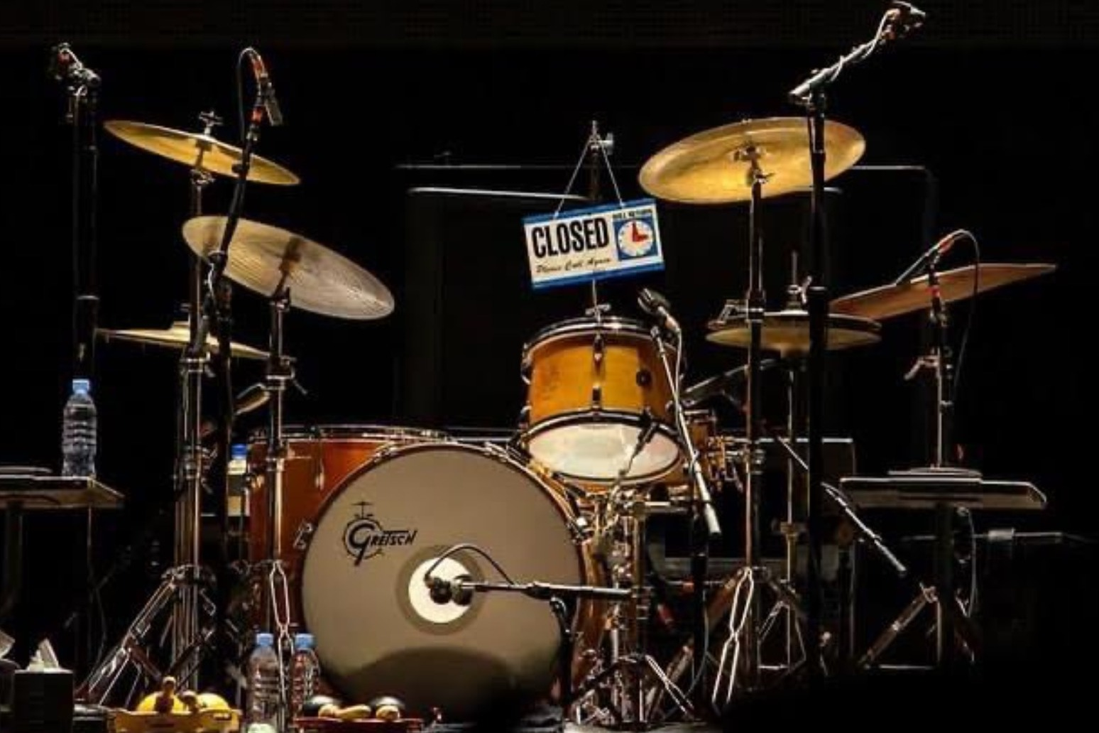 Band members pay tribute to Charlie Watts